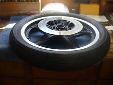 Honda CB400T cm400e cm400t cm400a 1979-80 stock  front wheel  OEM   #5435