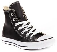 CONVERSE Chuck Taylor All Star Leather 132170C Sneakers Chaussures Bottes Femmes