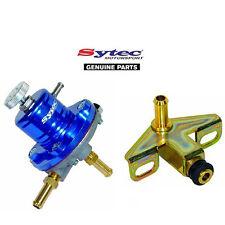 REGOLATORE di Pressione Carburante Sytec + BMW E30 318i 320i 323i 325i M3 Z1 RAIL Adattatore