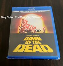 Dawn Of The Dead 1978 Blu-ray & Extras Manufactured On Demand G. Romero New