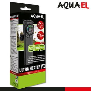 Aquael Kunststoff Heizer Ultra Heater 50W Aquarienheizung Fische Pflanzen