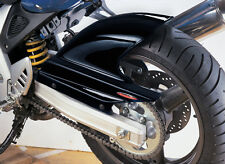 Suzuki SV650N 99-02 Trasero Hugger Brillo Negro-Powerbronze