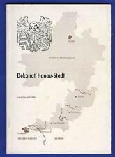 Hessen Evangelische Kirchen Gemeinde Hanau Hochstadt Lamboy Kesselstadt 196