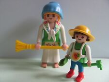 PLAYMOBIL @@ PERSONNAGES FAMILLE @@ MAISON VICTORIENNE 1900 @@ A 18