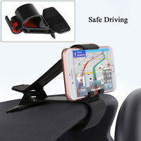 Car Dashboard Clip Mount Holder Stand Clamp Cradle For Cell Phone/iPhone/ GPS