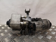 VW GOLF MK5 2.0TDI Oil Cooler With Filter Housing 045115389J