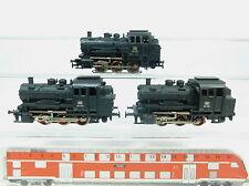 Az630-1# 3x Märklin/Marklin h0/ac 3000 máquina de vapor/tenderlok 89 006 DB