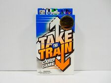TAKE THE TRAIN CARD GAME *NEW*