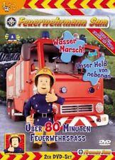 8 x POMPIER SAM Notre Held de nebenan + Eau Marche 2 Boîte DVD