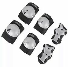 BOSONER Kids/Youth Knee Pad Elbow Pads Guards Protective Gear Set for Roller Ska