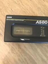 Gemini AS80 Portable AM/FM Stereo Cassette Player