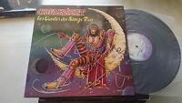 Clearlight Les Contes du Singe Fou 1976 France prog psych gatefold Tim Blake LP!