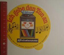 Autocollant/sticker: Brinkmann je donne le ton à (13011754)
