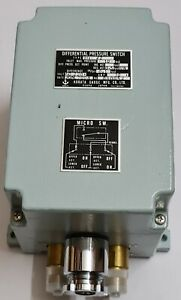 KOBATA GAUGE MFG.CO., LTD DIFFERENTIAL PRESSURE SWITCH DPA-22