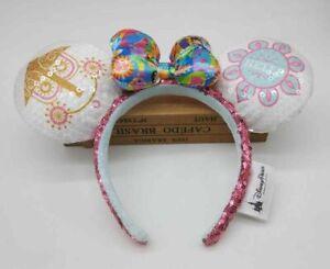 2021 HONG KONG Disney Parks Small World Mickey Ears Headband