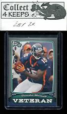 2008 Topps Rookie Progression Veterans #PVBM Brandon Marshall (Denver Broncos)