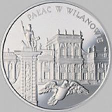 Poland / Polen - 20zl Palace in Wilanow