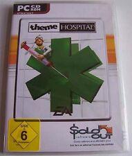 Theme hospital-Win XP/Vista-alemán/inglés/Franz