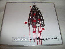 BOY GEORGE-SAME THING IN REVERSE 4 MIXES MINT UK CD