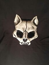 Cat skull mask, kitty cat, masquerade, carnival, mardi gras, venetian Mask