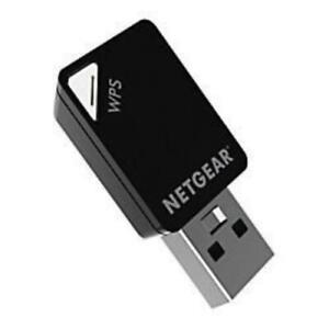 Netgear AC600 IEEE 802.11ac - Wi-Fi Adapter for Desktop Computer/Notebook