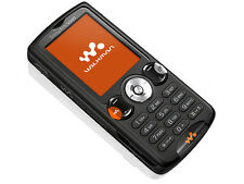 Sony Ericsson Walkman W810i - Black - Mobile Phone