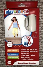 Playzone-Fit Jump Rope with Counter - 10 feet, New in Box