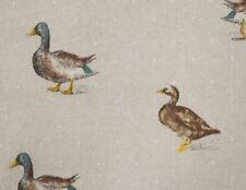Fryetts Mallard Ducks  Made to Measure Roman Blind Blackout Interlined
