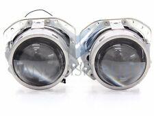 Bi-xenon EVOX-R Hella HID Projector Headlights with Clear Lenses for Retrofits