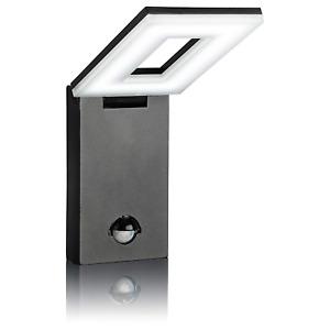 SEBSON® Outdoor Lights with PIR Sensor, Wall Mounted, LED Outside Lighting IP65,
