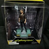 Totaku Collection No 47 Cyberpunk 2077 Female V Figure First Edition New Sealed