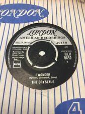 The Crystals - I Wonder / Little Boy