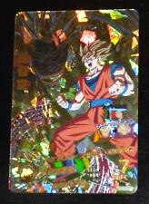 DRAGON BALL Z GT DBZ HEROES GALAXY MISSION CARD PRISM CARTE HG10-CP1 CP DBH HOLO