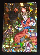 DRAGON BALL Z GT DBZ HEROES GALAXY MISSION CARD PRISM CARTE HG10-CP1 CP DBH HOLO