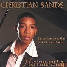 Harmonia Sands, Christian Audio CD