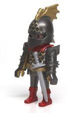 Playmobil Figure Castle Dragon Temple Knight w/ Helmet Greaves Sword 3841