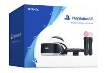 Sony PlayStation 4 PSVR Virtual Reality Bundle with Motion Controllers