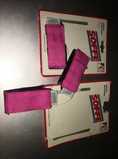 Cheer Leader SOFFE BRAND PAIR OF Pink SLEEVE SCRUNCHES NEW IN PACKAGING