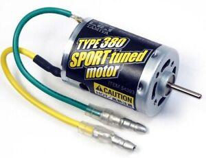 Motor RS-380 Sport Tuned TAMIYA 54393. motor para coches rc