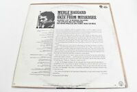 """Merle Haggard And The Strangers (5) - Okie From Muskogee (Recorded """", VINYL LP"""