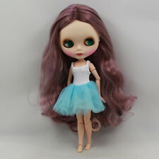 """Takara 12"""" Neo Blythe Matte Face  joint body Nude Doll from Factory TBY229"""