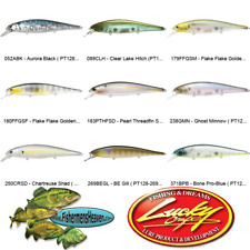 Lucky Craft Jerkbaits Pointer 128 Suspending (PT128) Any 9 Colors 5 Inch Lures