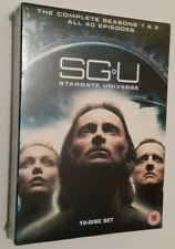 Películas en DVD y Blu-ray ciencia ficción Stargate Universe, DVD
