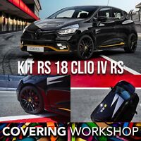 Kit RS 18 Clio 4 RS Renault Sport