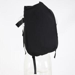Coet & Ciel Isaru Memory Tech Midnight Black Bag (SJ3) RRP £114.99