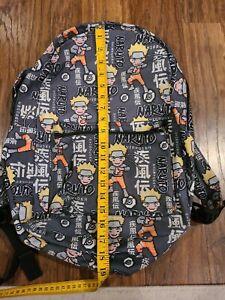Naruto Shippuden Backpack VHTF RARE