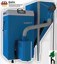 Pelletheizung PE Compact 35 kW - BimschV2 - BAFA - sehr Effizient - EU Produkt