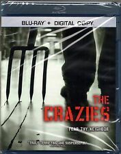 The Crazies (Blu-ray Disc, 2010,USA Version)  Timothy Olyphant