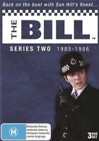 The Bill : Series 2 (DVD, 2011, 3-Disc Set Brand New and Sealed PAL REGION 0