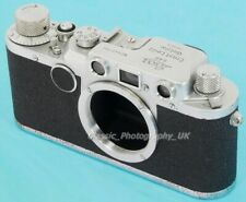 Leica IIc / 2C - 35mm Rangefinder Camera ( body ONLY ) Made by LEITZ in 1948